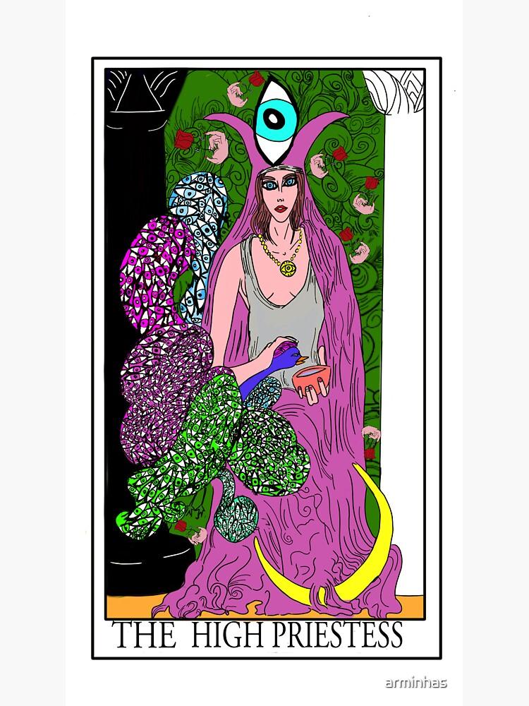 The High Priestess by arminhas