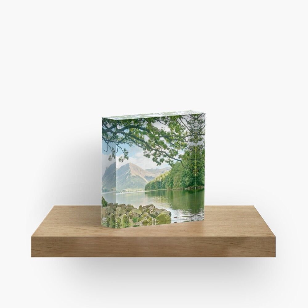 Buttermere, Lake District Acrylic Block