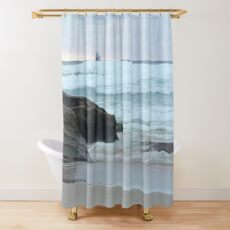 Sunrise at Redhead Beach - 2 Shower Curtain