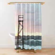 Sunrise at Redhead Beach - 1 Shower Curtain