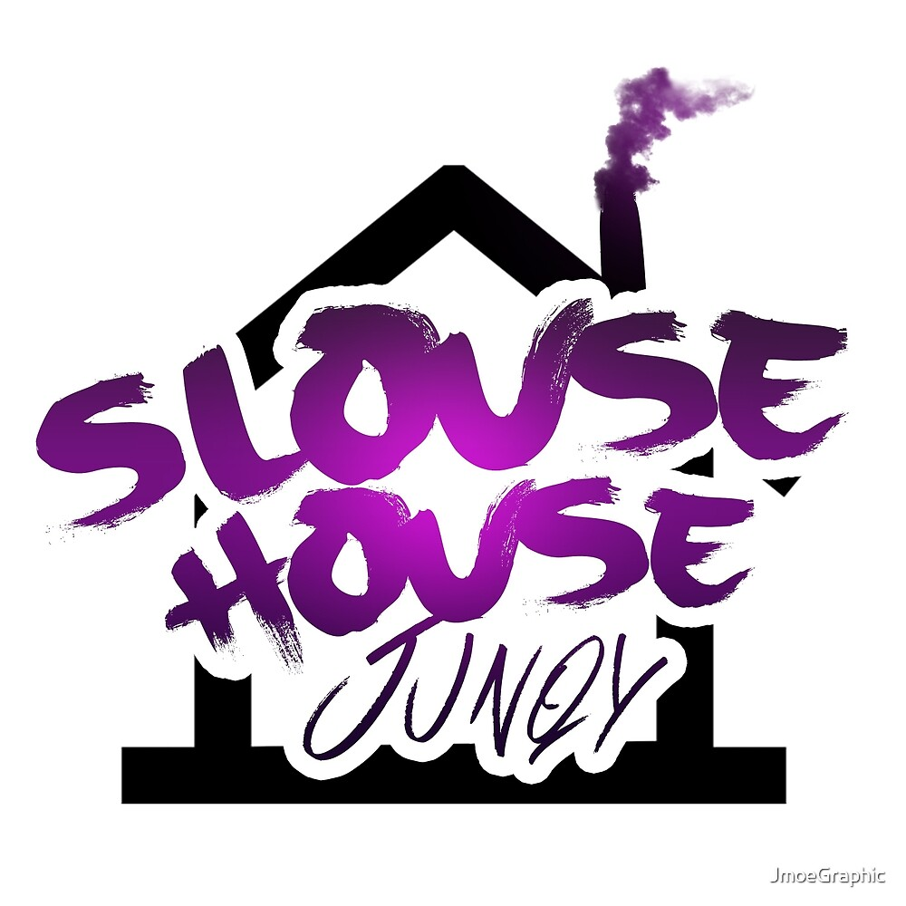 Slouse House logo by JmoeGraphic