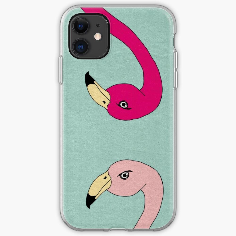 Flamingo Fever iPhone Case & Cover