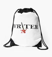 Writer Drawstring Bag