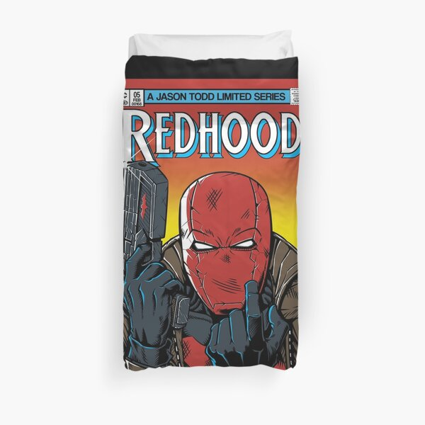 REDHOOD Duvet Cover