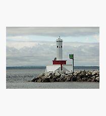Light at Mackinac Island Photographic Print