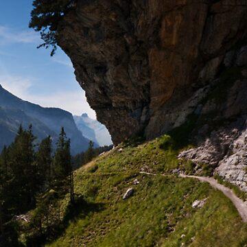 Oeschinensee, Kandersteg, Switzerland by mhowellsmead