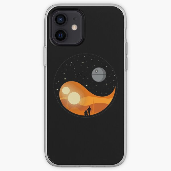 biggiest ying yang  iPhone Soft Case