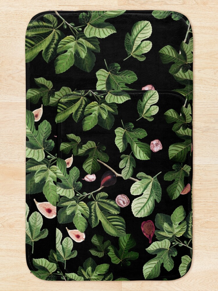 Alternate view of Figs Bath Mat