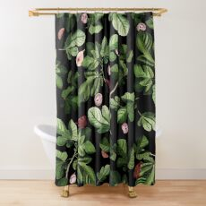 Figs Shower Curtain
