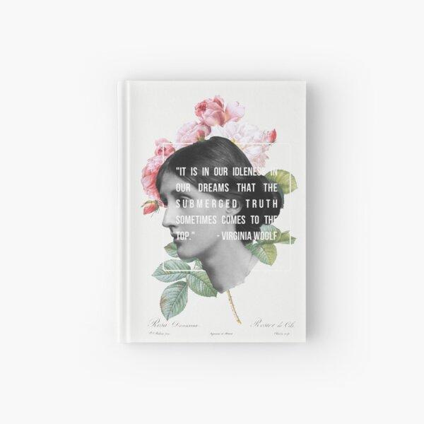 Virginia Woolf Dream Journal Hardcover Journal