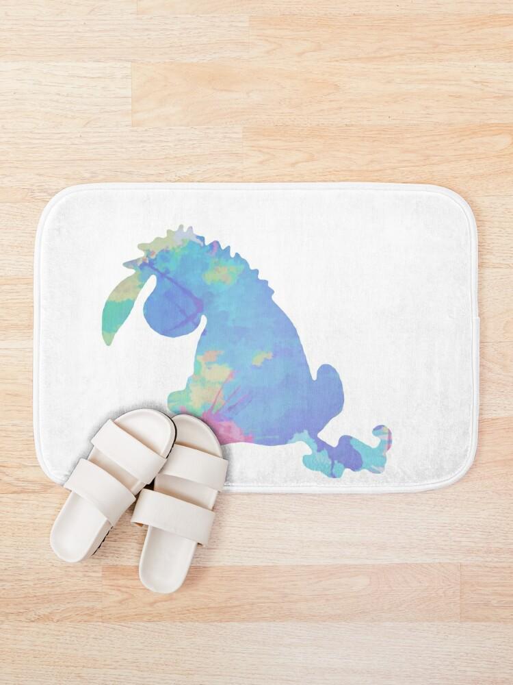 Alternate view of Donkey Inspired Silhouette Bath Mat