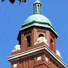 St. Raphael's Tower by MarjorieB
