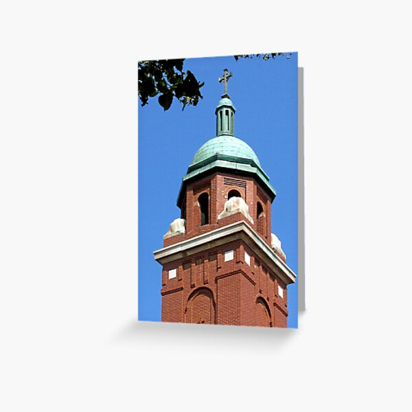 St. Raphael's Tower Greeting Card