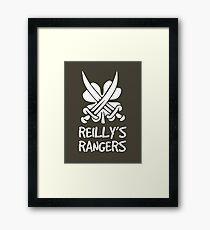 Reilly's Rangers Framed Print
