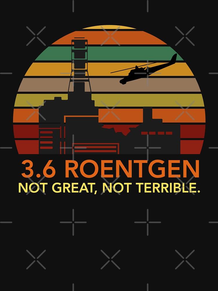 Chernobyl - 3.6 Roentgen by nerdwaren