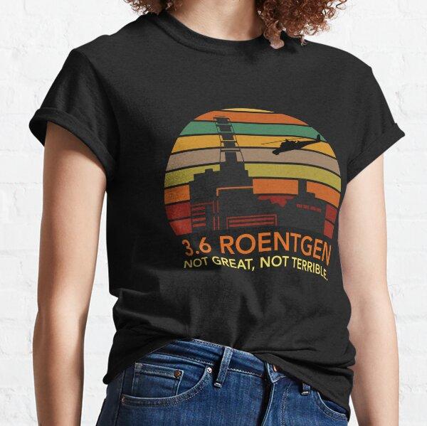 Chernobyl - 3.6 Roentgen Classic T-Shirt