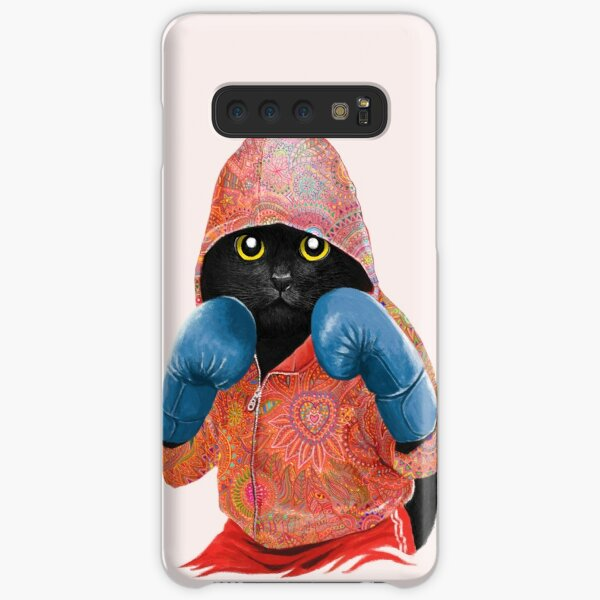 Boxing cat 2 Samsung Galaxy Snap Case