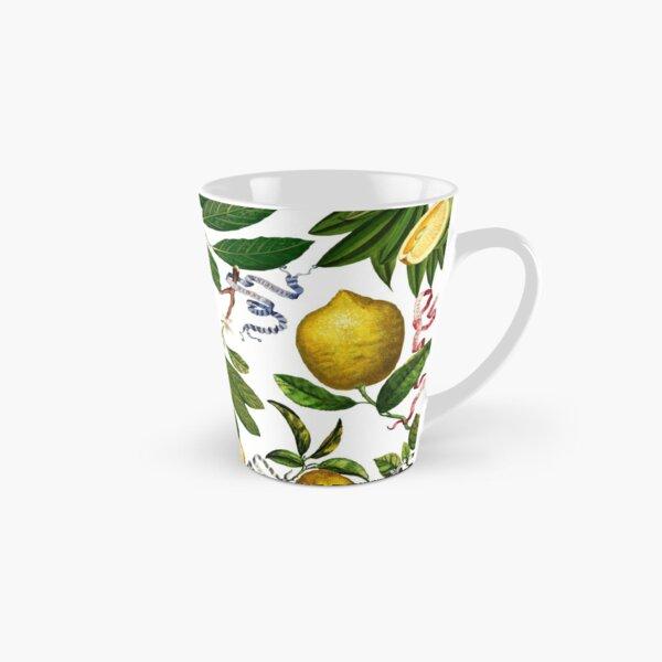 Lemon Tree - White Tall Mug