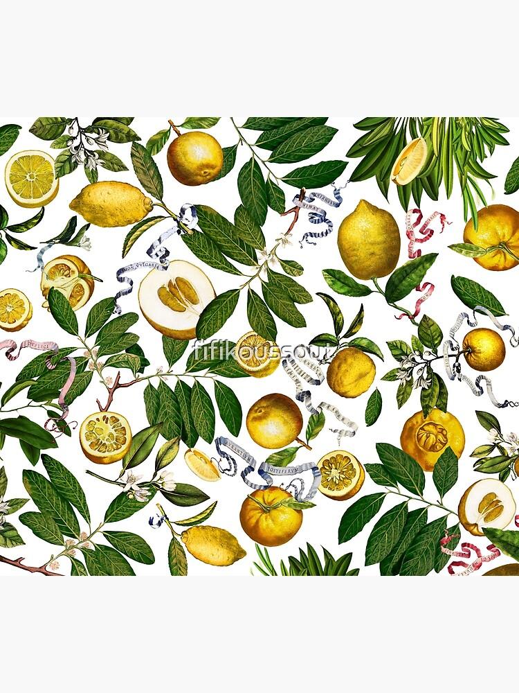 Zitronenbaum - Weiß von fifikoussout