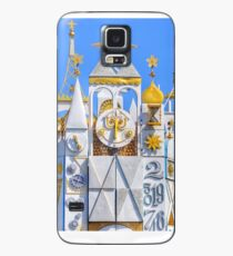 it's a small world Case/Skin for Samsung Galaxy