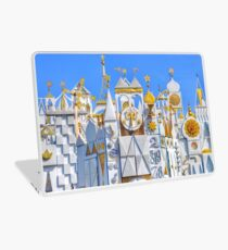 it's a small world Laptop Skin