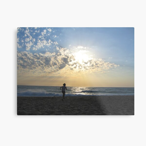 Chase the dream Metal Print