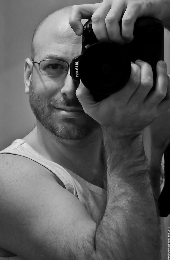 Me. by Mark David Barrington