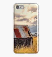 Outback Shed iPhone Case/Skin