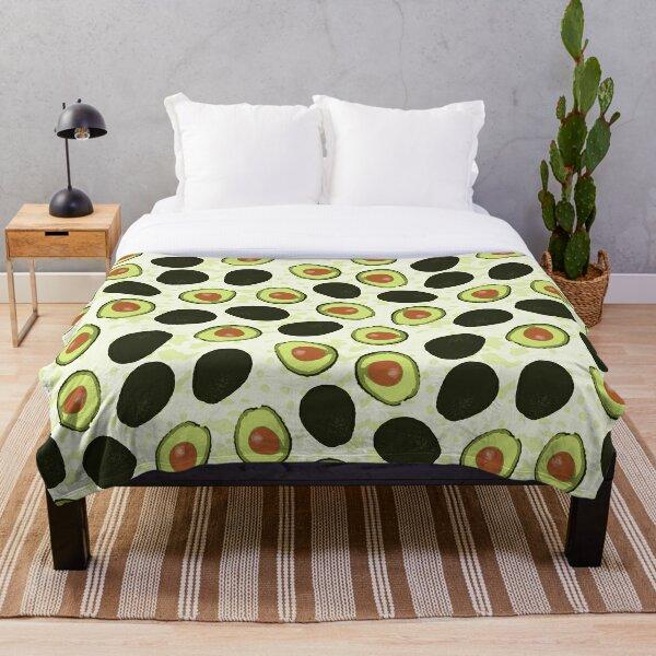 Avocado Throw Blanket