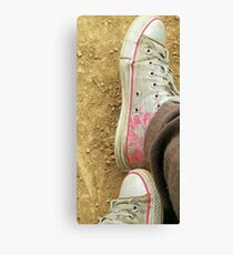 That's the way to go Canvas Print