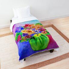 Bright Bouquet Comforter