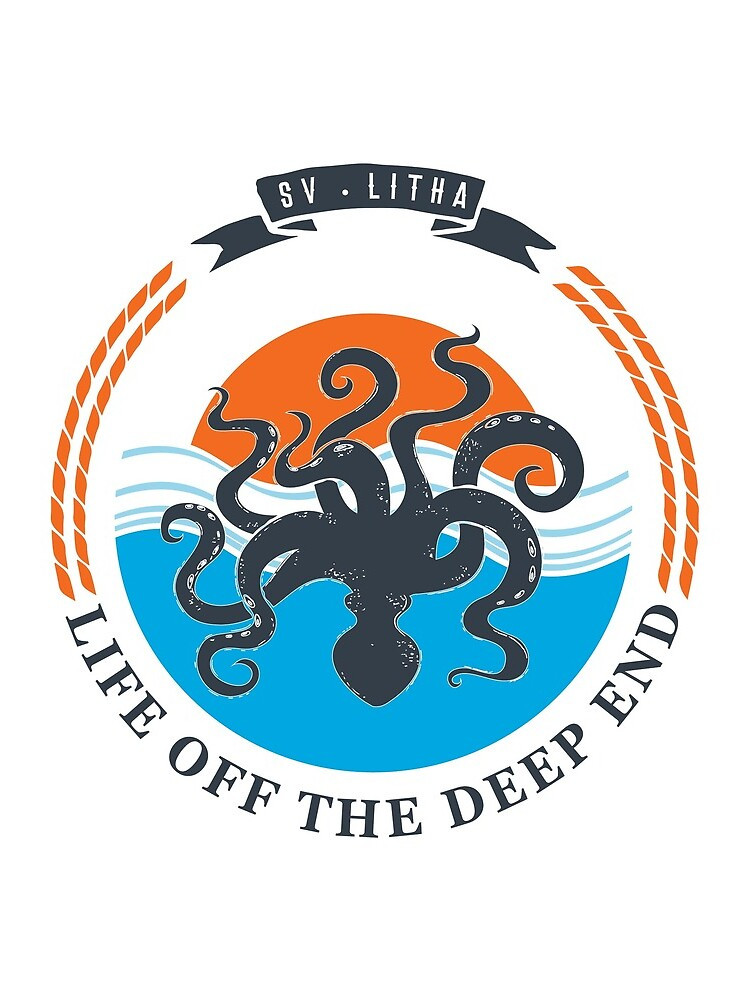 Life off the deep end by klbizjak