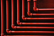 Pipe Dreams #1 by Jennifer Hulbert-Hortman