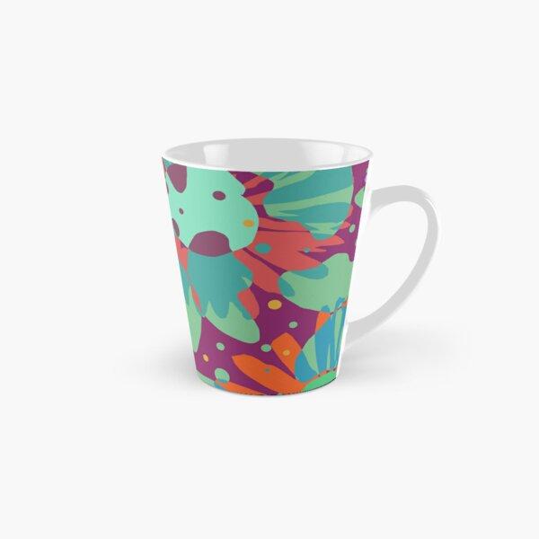 Pop Butterflies V Tall Mug