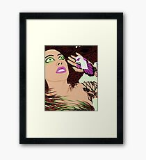 Hereherea Framed Print