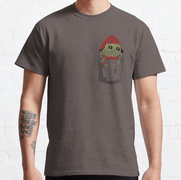 Pocket Pawny - Men In Black Classic T-Shirt