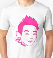 JayWalker (Hot Pink) T-Shirt