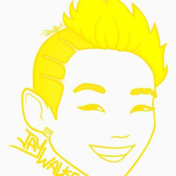 JayWalker (Yellow) by funkmunky