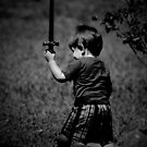 Little warrior by Erica Sprouse