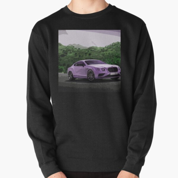 Bentley Continental GT Pullover Sweatshirt