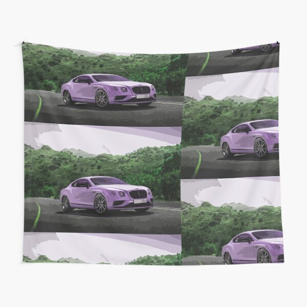 Bentley Continental GT Tapestry