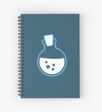 The Academy icon Spiral Notebook