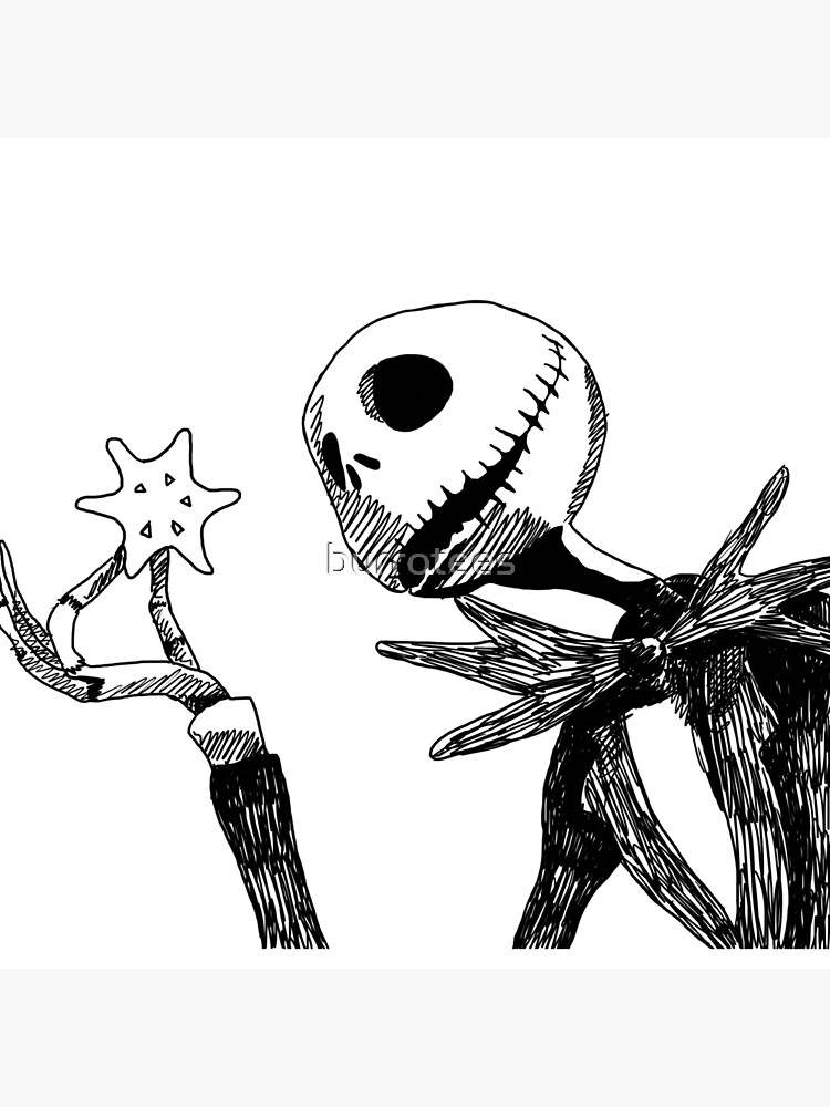 Jack - The nightmare before christmass by burrotees