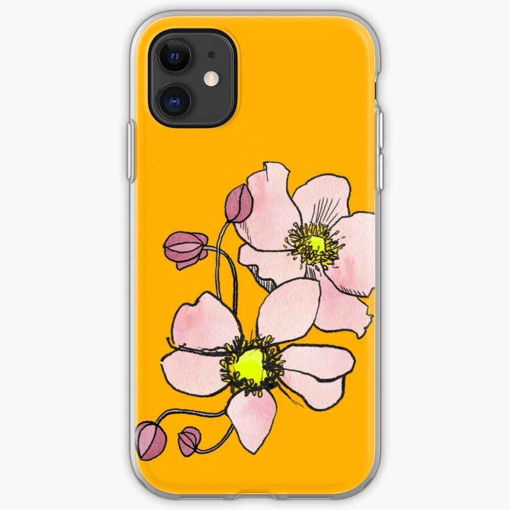 Anemone iPhone Case & Cover