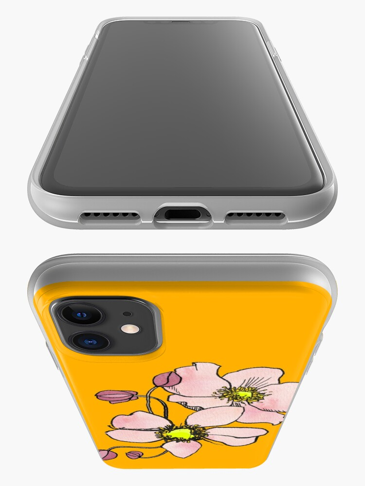 Alternate view of Anemone iPhone Case & Cover