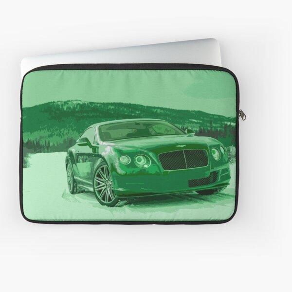 Bentley Continental GT Laptop Sleeve