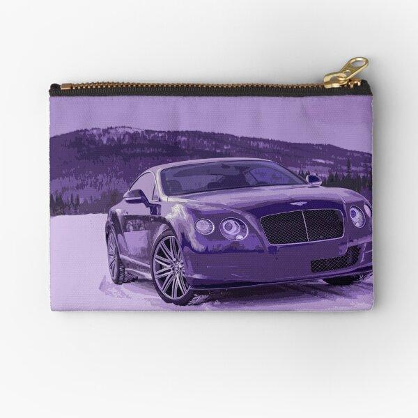 Bentley Continental GT Zipper Pouch