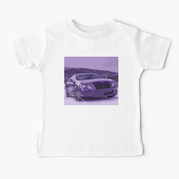 Bentley Continental GT Baby T-Shirt