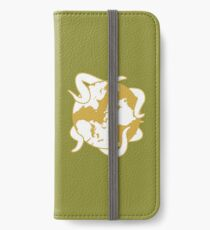 The Princess And The Orrery icon iPhone Wallet/Case/Skin