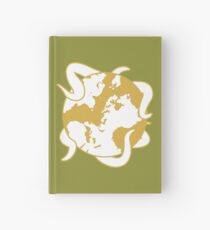 The Princess And The Orrery icon Hardcover Journal